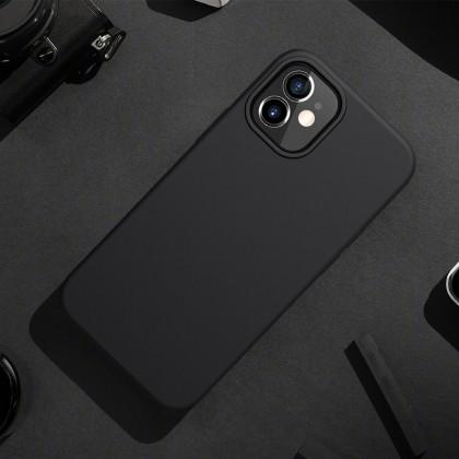Nillkin Apple iPhone 12 Mini /12 /12 Pro /12 Pro Max Flex Pure Crash Proof Soft Case Microfiber Lining Interior Protection Back Case