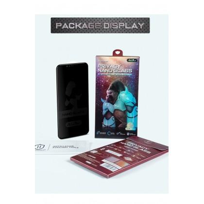 Atouchbo Apple iPhone 12 mini /12 /12 Pro /12 Pro Max 100D Nano Privacy Anti Shock Super Film Screen Protector