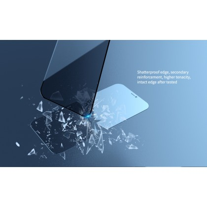 Nillkin Apple iPhone 13 /13 Pro /13 Pro Max/12 Mini /12 /12 Pro /12 Pro Max Guardian Privacy 0.33mm 2.5D Tempered Glass