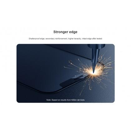Nillkin Apple iPhone 13 Mini /13 /13 Pro /13 Pro Max/12 Mini /12 /12 Pro /12 Pro Max Fog Mirror Full Coverage Matte 0.33mm 2.5D Tempered Glass Anti Fingerprint (Perfect equipment for gaming)