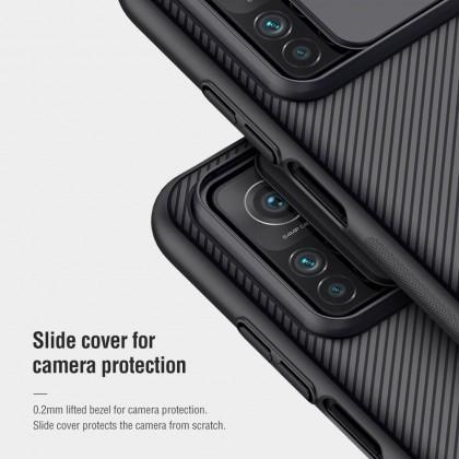 Nillkin Xiaomi Mi 10T / Mi 10T Pro CamShield Slide Cover For Camera Protection Back Case