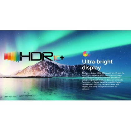 """Xiaomi Mi TV 4s 65"""" 4K Ultra HD Android TV HDR Motion Smooth Dolby Audio Global Version Support Netflix"""