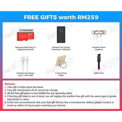 Samsung Galaxy A12 (6GB/128GB) Original Samsung Malaysia + 6 Free Gift Worth RM259