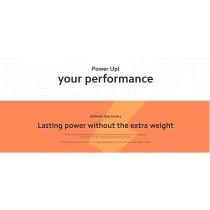 Xiaomi Redmi 9T (4GB/64GB(6GB/128GB) Original Xiaomi Malaysia Set + 5 Free Gift Worth RM149