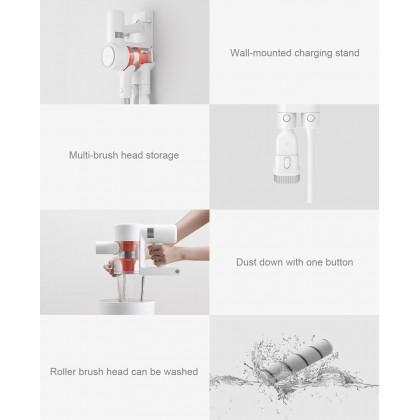 Xiaomi Mi Handheld Vacuum With Mop Cleaner G10 TFT Color Screen Display Global Version