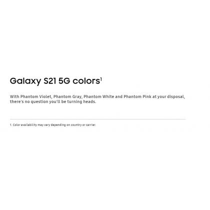 Samsung Galaxy S21+ 5G /g996b (8GB/256GB) Original Samsung Malaysia Set + 4 Free Gift Worth RM999