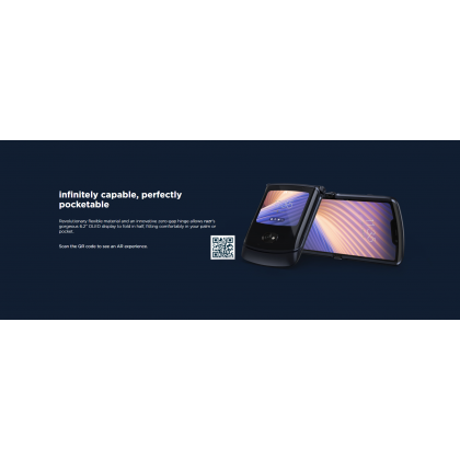Motorola Razr 5G (8GB/256GB) Original Motorola Malaysia Set + 5 Free Gift Worth RM999
