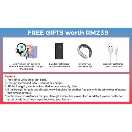 VIVO Y31 (8GB/128GB) Original VIVO Malaysia Set + 4 Free Gift Worth RM239