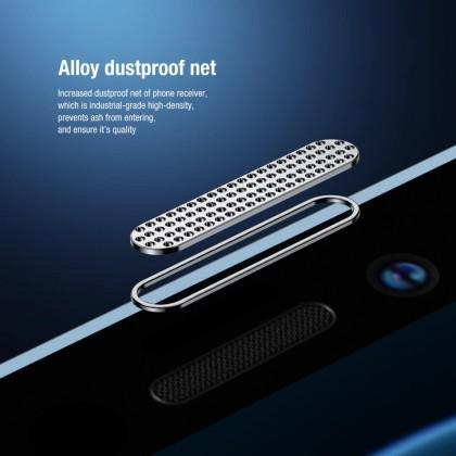 Nillkin Apple iPhone 12 Mini /12 /12 Pro /12 Pro Max 2 in 1 HD Full Screen Alloy Dustproof Net Tempered Glass + Camera Protective Film