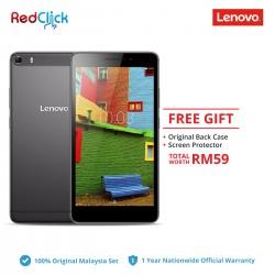 """Lenovo Tab Phab Plus 6.8"""" / pb1-770m (2GB/32GB) Original Lenovo Malaysia Set + 2 Free Gift Worth RM59"""