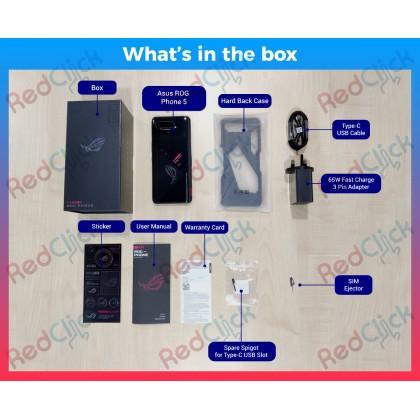 Asus ROG Phone 5 (8GB/128GB) Original Asus Malaysia Warranty