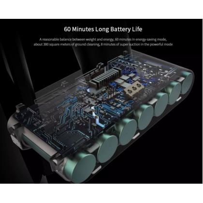 Xiaomi Dreame V9 20K Pa Cordless Vacuum Cleaner Super Long Run Time Support Multi-function Vacuum Original Xiaomi Product