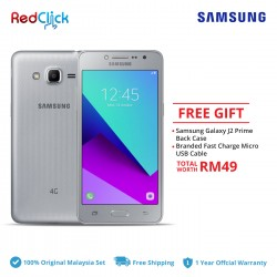 Samsung Galaxy J2 Prime/g532g 8GB Original Samsung Malaysia Set + 2 Free Gift Worth RM49
