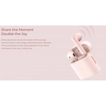Haylou Moripods aptX Adaptive Wireless Earbuds Qualcomm QCC3040 Bluetooth 5.2  Hi-Fi Sounds Quality Earbuds