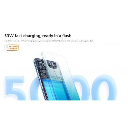 Xiaomi Redmi Note 10S (8GB/128GB) Original Xiaomi Malaysia Set + 4 Free Gift Worth RM99
