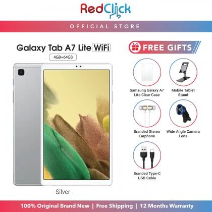 Samsung Galaxy Tab A7 Lite WIFI /T220 (4GB/64GB) Original Samsung Malaysia Set + 5 Free Gift Worth RM199