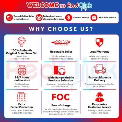 VIVO Y12A 4G LTE (3GB/32GB) ORIGINAL VIVO MALAYSIA SET + 3 FREE GIFT WORTH RM109