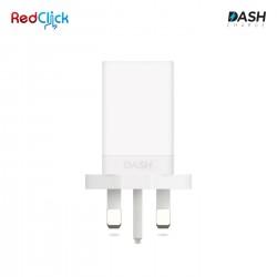 OnePlus Original Dash Charge Power Adapter (White) UK 3 Pin