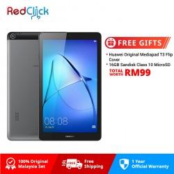 Huawei MediaPad T3 7.0 3G/BG2-U01 (2GB/16GB) + 2 Free Gift Worth RM99