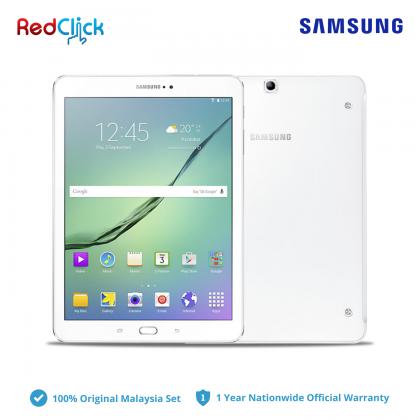 Samsung Galaxy Tab S2 VE 9.7/ T819Y (3GB/32GB) Original Samsung Malaysia Set