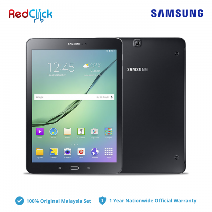 Samsung Galaxy Tab S2 VE 9.7/ T819Y (3GB/32GB) Original Samsung Malaysia Set