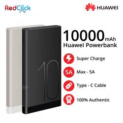 Huawei Original Super Charge Type-C Powerbank / AP09S 10000mAh (5A Super Charge)