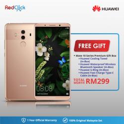 Huawei Mate 10 Pro/BLA-L29 (6GB/128GB) Original Huawei Malaysia Set + Free Gift Worth RM299