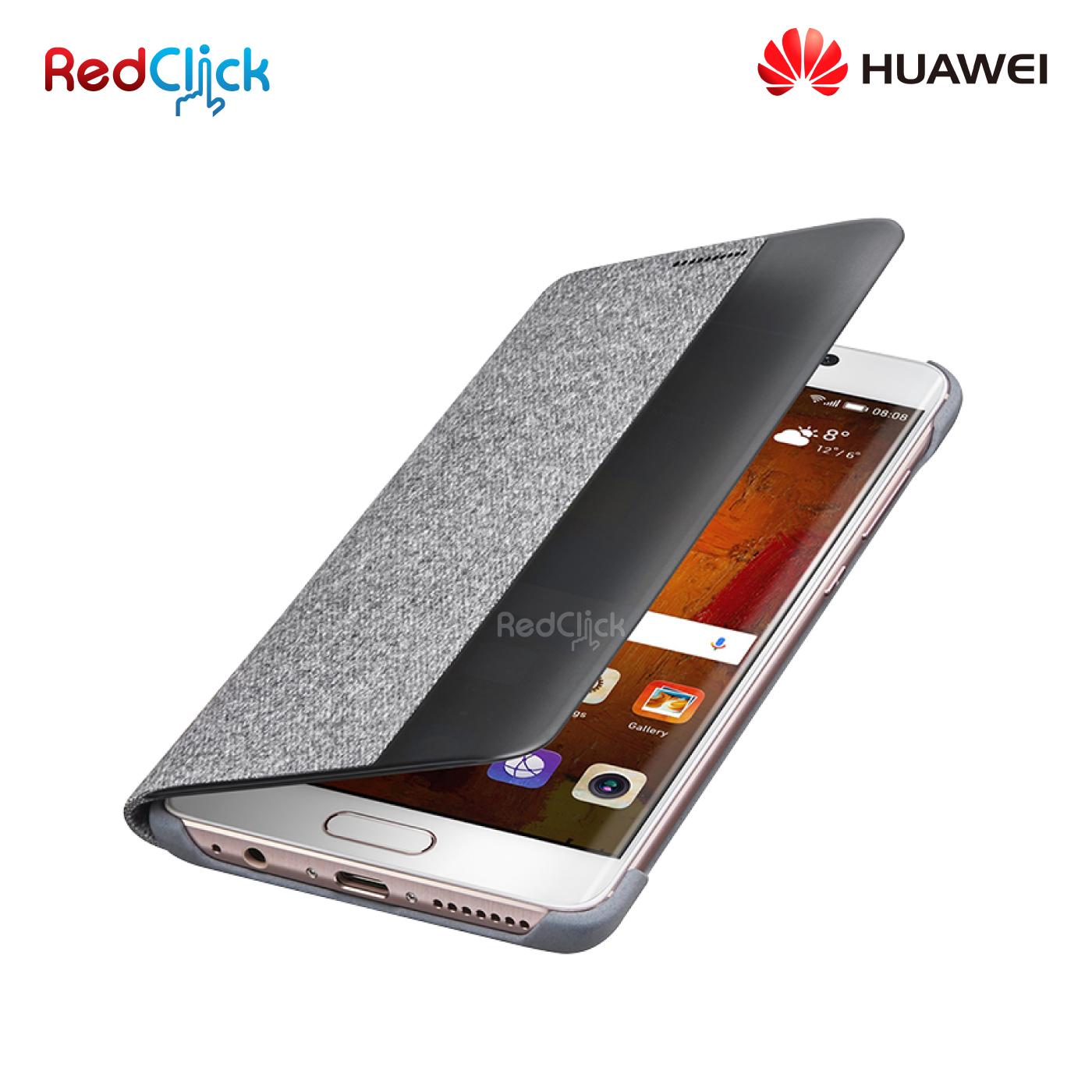 online retailer 9a325 e9e1b Original Huawei Mate 9 Pro Smart View Sensor Flip Case