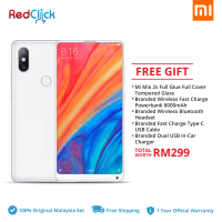 Xiaomi Mi Mix 2S (6GB/128GB) Original Xiaomi Malaysia Set + 5 Free Gift Worth RM299