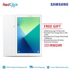 Samsung Galaxy Tab A 10.1 /p585y (3GB/16GB) Original Samsung Malaysia Set + 4 Free Gift Worth RM249