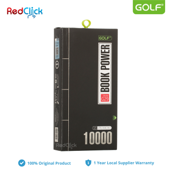 Golf Original G29 10000mAh Dual Input Fast Charge Powerbank