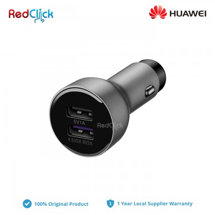 Huawei Original (AP38) Super Charge In-Car Charger + Type-C Cable (1 Meter)