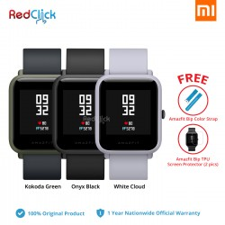 Original Xiaomi Amazfit Bip /A1608 Smart Watch + 3 Free Gift