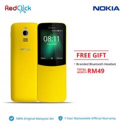 Nokia 8110 Original Nokia Malaysia Set + Free Gift RM49