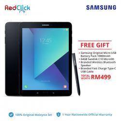 Samsung Galaxy Tab S3 /t285y Original Samsung Malaysia Set + 4 Free Gift Worth RM499