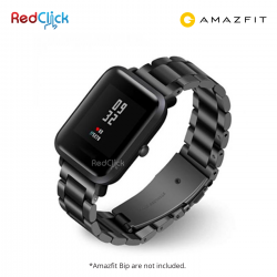 Amazfit Bip Stainless Steel Wristband Strap