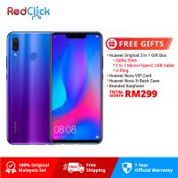 Huawei Nova 3i (4GB/128GB) Original Huawei Malaysia Set + 5 Free Gift Worth RM499