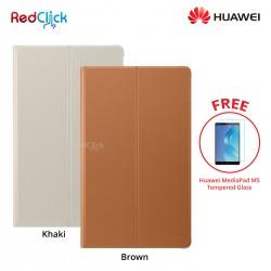 "Huawei Mediapad M5 8.4"" Original Flip Cover + Free Gift"