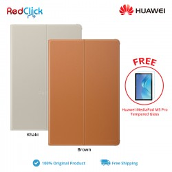 "Huawei Mediapad M5 Pro 10.8"" Original Flip Cover + Free Gift"