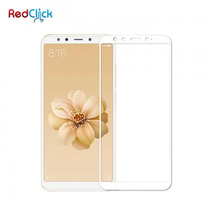 Xiaomi Mi A2 Full Glue Full Cover 9H Tempered Glass