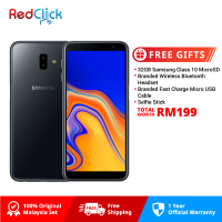 Samsung Galaxy J6 Plus /j610f (4GB/64GB) Original Samsung Malaysia Set + 4 Free Gift Worth RM199