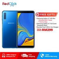 Samsung Galaxy A7 /a750gn (4GB/128GB) Original Malaysia Set + 3 Free Gift Worth RM299