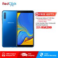 Samsung Galaxy A7 /a750gn (4GB/128GB) Original Malaysia Set + 4 Free Gift Worth RM499