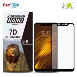 iTOP Xiaomi Pocophone F1 Full Coverage 7D Nano Screen Protector
