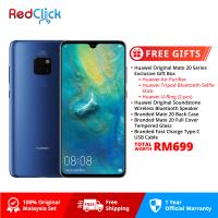 Huawei Mate 20 (6GB/128GB) Original Huawei Malaysia Set + 5 Free Gift Worth RM799