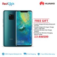 Huawei Mate 20 Pro (6GB/128GB) Original Huawei Malaysia Set + 4 Free Gift Worth RM599
