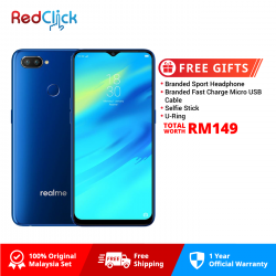 Realme 2 Pro (8GB/128GB) Original OPPO Malaysia Set + 4 Free Gift Worth RM149