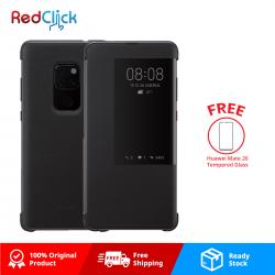 Huawei Original Mate 20 Smart View Sensor Flip Case + Free Gift