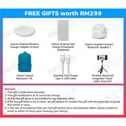Xiaomi Mi Mix 3 (6GB/128GB) Original Xiaomi Malaysia Set + 6 Free Gift Worth RM299