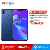 Asus Zenfone Max (M2) /zb633kl (4GB/32GB) Original Asus Malaysia Set + 4 Free Gift Worth RM129